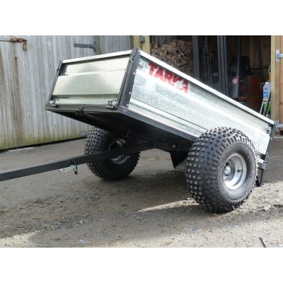 TARKA 400 Side Tipped
